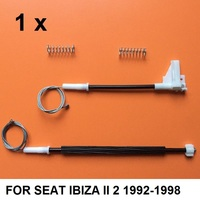 WINDOW REGULATOR REPAIR KIT FOR SEAT IBIZA II 2 REAR RIGHT 1992-1998
