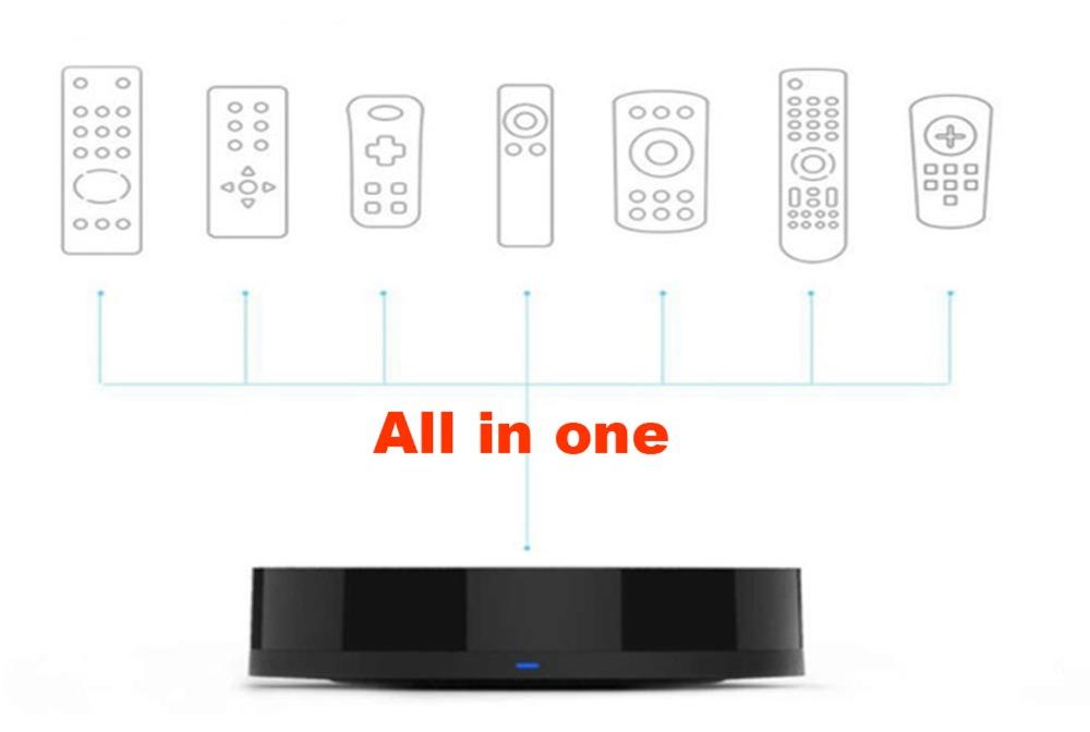 Xiaomi mi jia control remoto inteligente Universal WIFI 7
