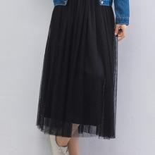 Новинка Летняя женская газовая юбка сексуальное женское плиссированное платье женские кружевные трусики