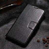 Para Samsung NOTA 4 Caso com portadores de cartão de couro Genuíno Saco carteira de Couro suporte Flip Phone Capa Protetora frete grátis