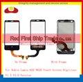 """Alta Qualidade 3.8 """"para nokia lumia 620 n620 touch screen painel lente digitador sensor de vidro com moldura v1.3 versão v3.0 + rastreamento"""