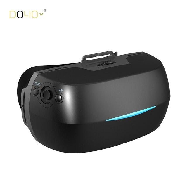 Все В Одном VR Гарнитура 64 бит Quad Core 2560*1440 ЧАСА Дисплей Android VR Захватывающие 3D Очки Виртуальной реальность