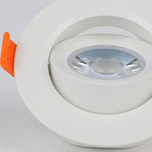 Care Recessed LED Spotlights 3W 5W 12W LED Downlights 3000K 4000K 6500K Spot Light Decorative Hole Light Lamp for Market/Home
