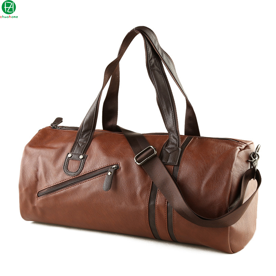 Compare Prices on Leather Duffle Bag Sale- Online Shopping/Buy Low ...