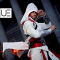 Эцио Аудиторе да Фиренце Косплей Assassins Creed Открытие Братства И Откровения Uwowo Костюм