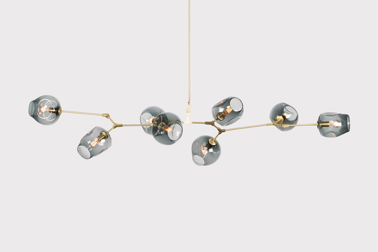 цена на Lindsey Adelman Globe Branching Bubble Chandelier Modern Chandelier Light Lighting Included LED Dimmable Bulbs +Free shipping!