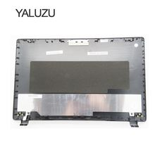 YALUZU For ACER E5 571 E5 551 E5 521 E5 511 E5 511G E5 511P E5 551G E5 571G E5 531 Laptop Top LCD BACK Cover Black A shell CASE