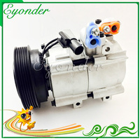 A/C AC Air Conditioning Compressor Cooling Pump PV6 for Hyundai TRAJET FO 2.7 2.0 9770138170 977013A680 9770126200 977013A670