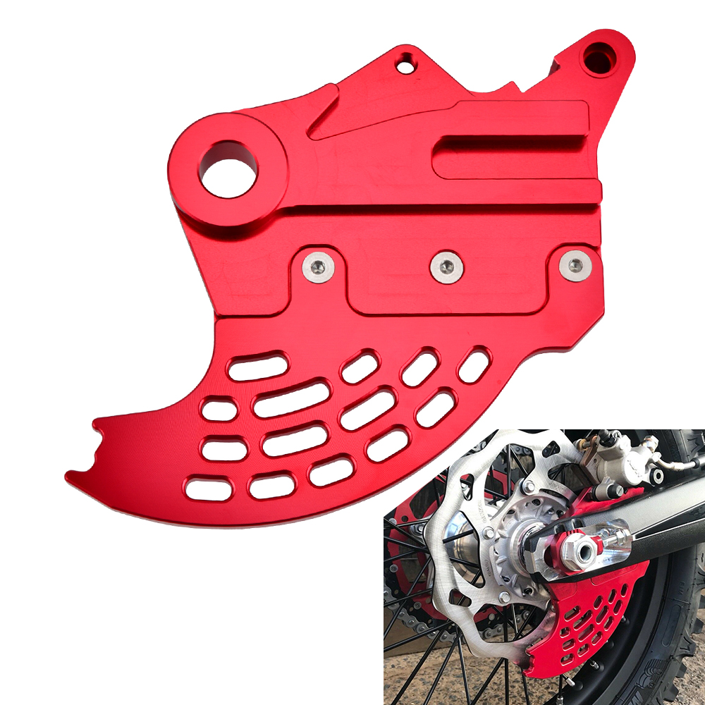 CNC Rear Brake Disc Guard Protector Cover For <font><b>Beta</b></font> 200 250 300 <font><b>350</b></font> 390 430 430 450 480 498 500 <font><b>RR</b></font> RS 2T 4T Accessories image