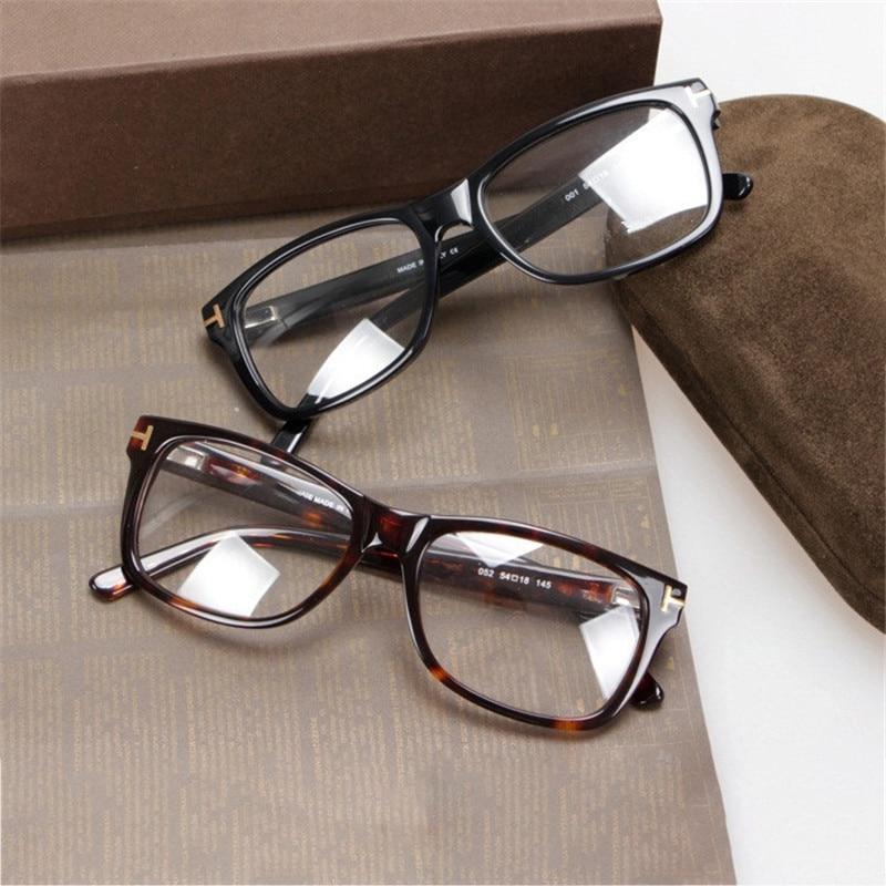 Cubojue Acetate Glasses Men Women Brand Eyeglasses Frames Vintage Prescription Spectacles Decoration Tortoise Quality Eyewear