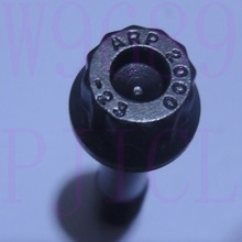 """5/1"""" 3AG1. 505-2U кованый 4340 стальной шатун гоночный двигатель турбо подлинный ARP2000 импортный arp 2000 Универсальный ARP Болты комплект"""