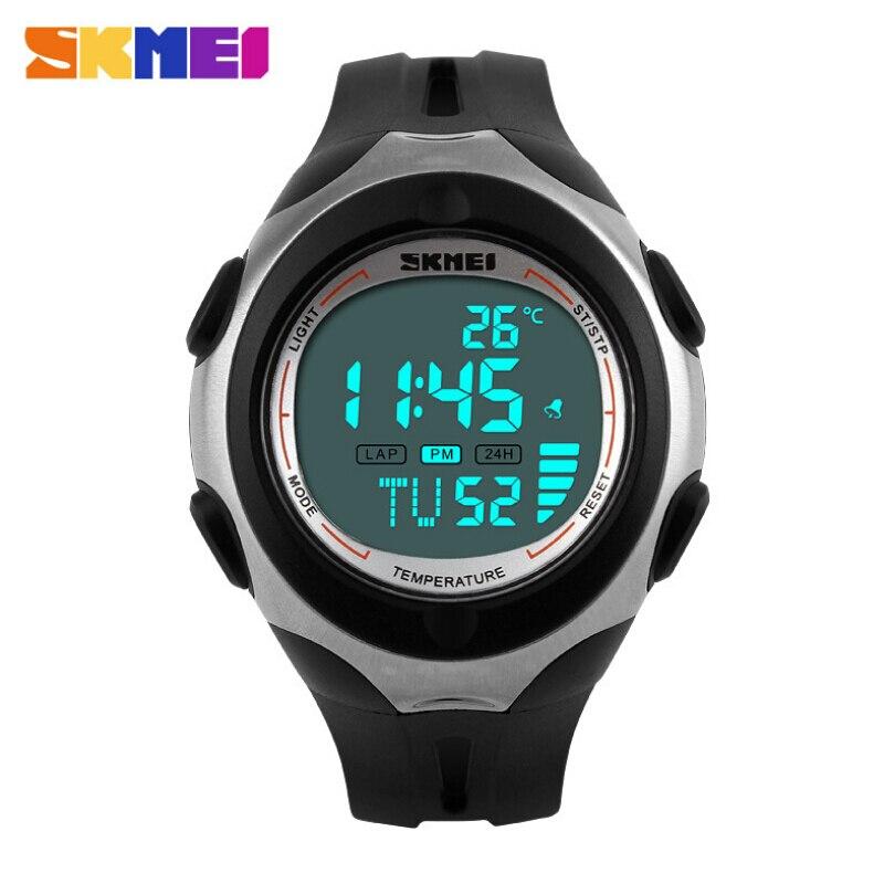 2016 Luruxy SKMEI Brand Outdoor Sports Watches font b Men b font Women Digital Watch Multifunction