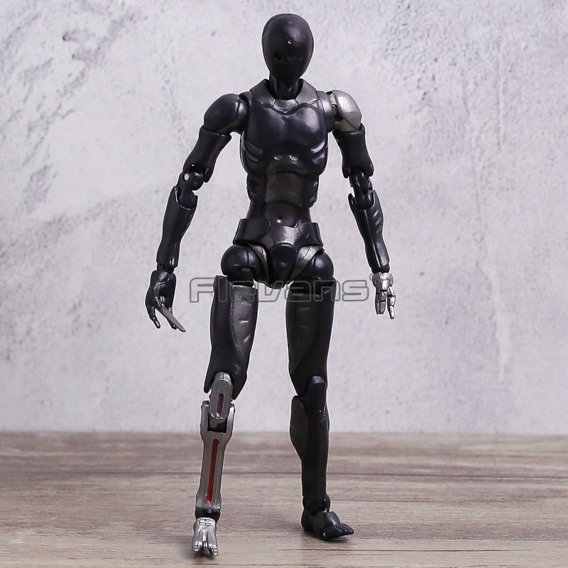 1000Toys TOA Heavy Industries Synthetic Human 1/12 Scale Action Figure Toy 3 Styles цена