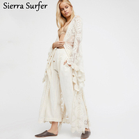 Aliexpress Bohemia Large Size Women Explosion Of Summer Vacation Wind Outside The Ride Long New Lace
