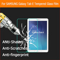 """0.33mm 9 h vidrio templado de cine para samsung galaxy tab e t560 9.6 """"tablet Anti-shatter Protector de Pantalla LCD de Cine + paquete al por menor"""
