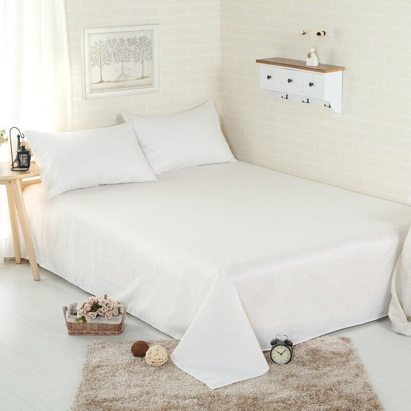 komorebi 100% Cotton Premium Satin Stripe Encryption Fabric Bed Sheet Four Corners More Specifications