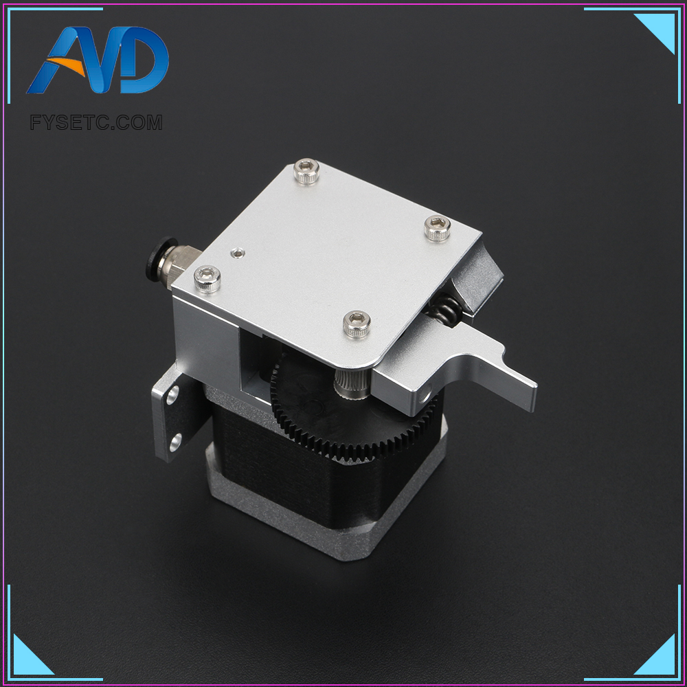 Image 5 - All Metal Titan Aero Extruder 1.75mm For Prusa i3 MK2 3D Printer For Both Direct Drive And Bowden Mounting Bracket3D Printer Parts & Accessories   -