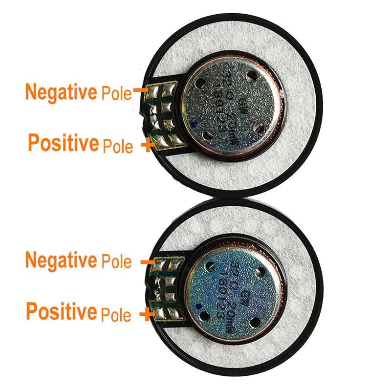 Image 5 - 2pcs Replacement speakers parts Speaker Driver for Bose quietcomfort QC2 QC15 QC25 QC3 AE2 OE2 40 mm drivers headphones 32 ohmEarphone Accessories   -
