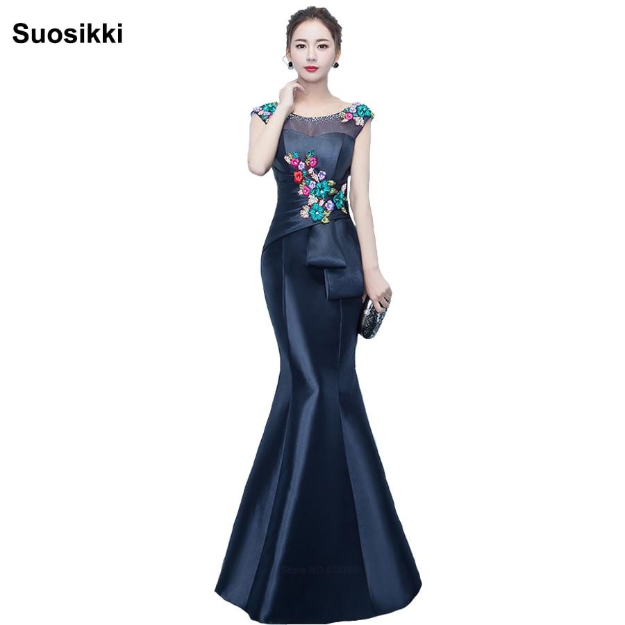 Suosikki Long   Evening     Dress   2017 Mermaid abendkleider New Arrival Formal   Evening     Dresses   Arabic   Evening   Gowns robe de soiree