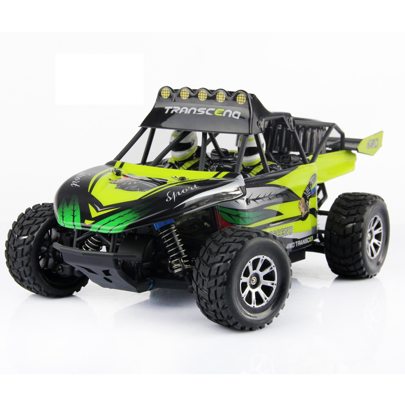 WLtoys K929 1:18 Remote Desert Off-road Vehicle High-Speed 4WD RC Racing Car 50km/h 2.4GHz Remote Control Truck wltoys k929 1 18 2 4ghz 4 channel high speed remote control racing car model toy green