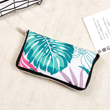 Foldable Shopping Bag Butterfly Flower Oxford Fabric Shoulder Bag Portable Eco-Friendly Grocery Bags Reusable Tote for women shopping bag eco friendly shoulder bag foldable portable butterfly flower oxford fabric reusable tote shopping bags