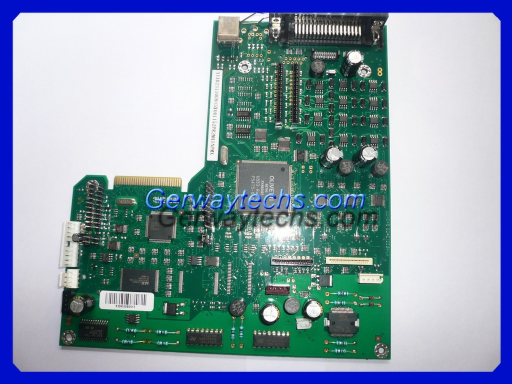 GerwayTechs Original Refurbished XYAB3041 Olivetti PR2 Plus Mainboard XYAB2312 MOQ-5PCS