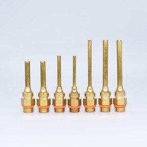 Image 5 - Hot Melt Glue Gun Nozzle Small bore Diameter Nozzle 1.5x70mm 1mm Anti leakage Nozzle Copper Nozzle Glue Gun Accessories Nozzles