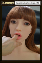 Top quality doll head for full body silicone sex doll,oral japan sex toy head,nice asian sex doll head,HD-003