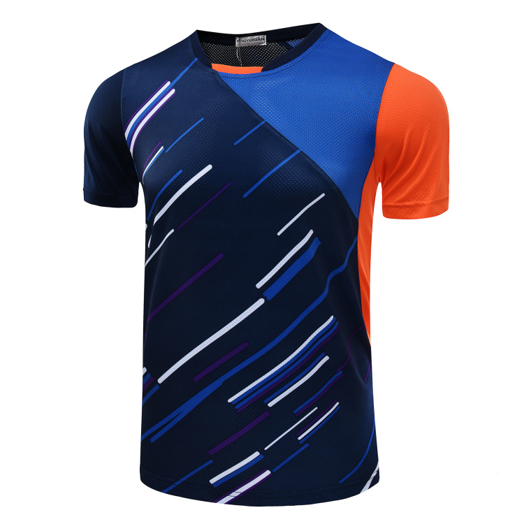 New Tennis shirt Men / Women , Tennis shirt female/male ,Table tennis shirt , sports t-shirt Tennis shirt 5050AB shirt malagrida shirt