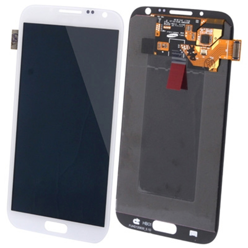 Original LCD Display + Touch Panel for Galaxy Note II / N7100Original LCD Display + Touch Panel for Galaxy Note II / N7100