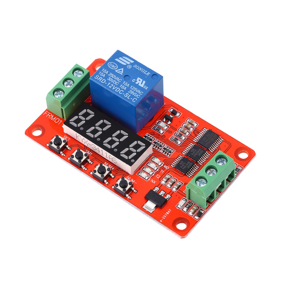 H3ba St4p Dc Ac Timer Relay 12 Volt 24v220nac Time Switch Relay Timing Relay 8 Pins In De