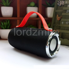 Wireless Bluetooth Speaker For samsung Smart Phones Ultra Column Outdoor Camping sports Portable proof Loudspeaker lordzmix