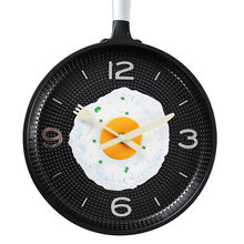 Creative Pan Wall Clock Kitchen Restaurant Bar Decoration Personalit Uiet Pow Patrol Butterfly Best Selling 2019 Products 50Q199(China)