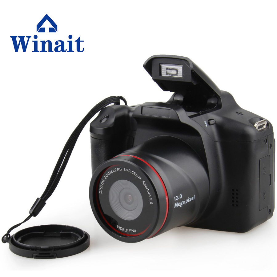 DC-04 Winait Shutter control electronic cheap 2.8 Inch LCD HD (1280 x 720P) portable digital camera