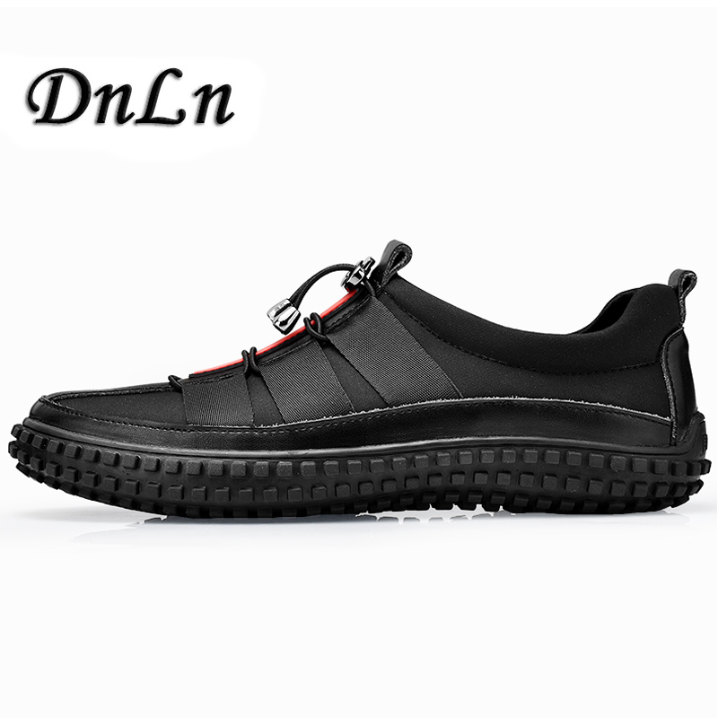 Men Shoes Casual Genuine Leather Shoes Mens Luxury Brand Summer Leisure Breathing Flats For Men New 2018 Zapatos Hombre D30 grimentin fashion 2016 high top braid men casual shoes genuine leather designer luxury brand men shoe flats for leisure business