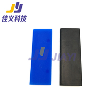 Hot Sale&Good Price!!!62mm Blue/Black Wiper For Epson XP600  Double Heads Solvent Inkjet Printer