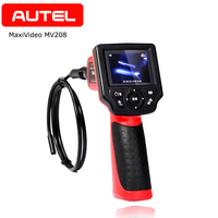 Autel Maxivideo MV208 Digital Videoscope with 8.5mm Inspection Camera Endoscope Multi Functional Videoscope for Car Diagnostic
