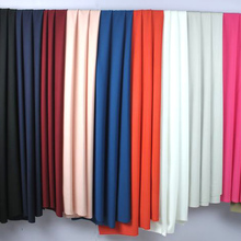elastic knitted cloth basic shirt skirt one-piece dress trousers clothes swimwear fabric