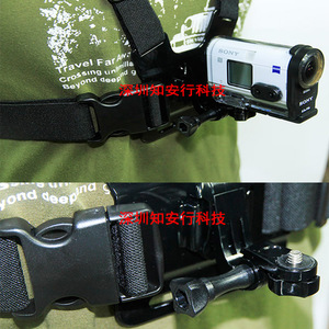 Image 2 - Chest Strap mount belt for Sony AS15 AS20 AS30 AS50 AS100 AS200 AS300 FDR X1000 X1000V X3000 X3000R AZ1 mini POV Action Camera