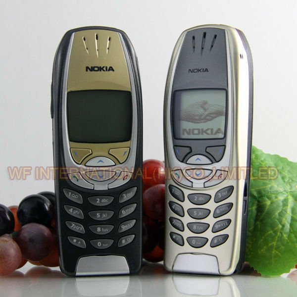 Original NOKIA 6310 Mobile Phone 2G GSM Unlocked Dual Band Gold Can t use in US