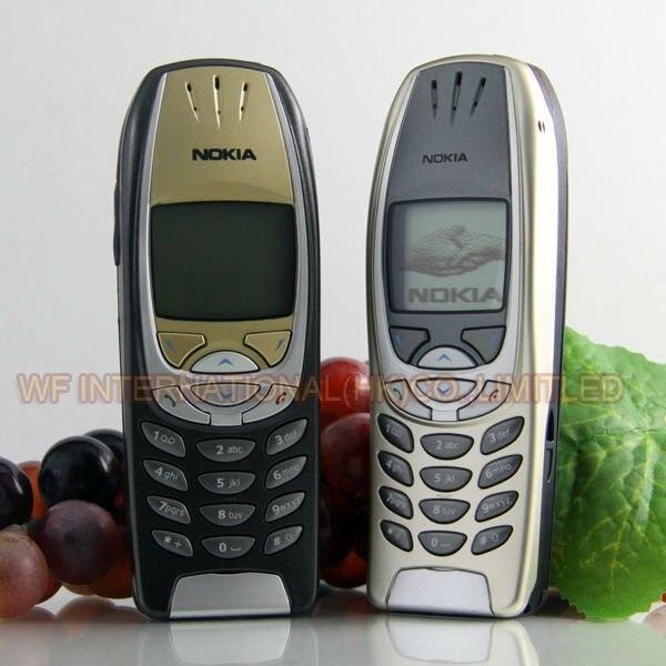 Originele NOKIA 6310 Mobiele Telefoon 2G GSM Unlocked Dual Band Gold & niet Kan gebruiken in ONS-in Mobiele Telefoons van Mobiele telefoons & telecommunicatie op AliExpress - 11.11_Dubbel 11Vrijgezellendag 1