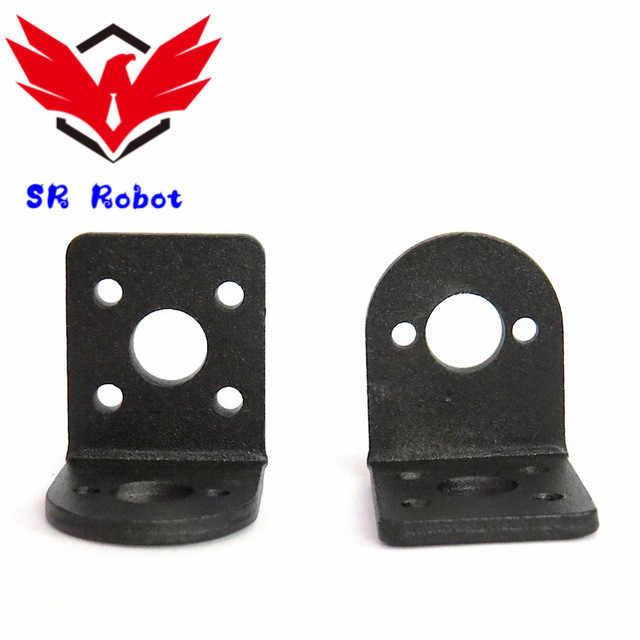 Motor Beugel Ondersteunende Houder Stand Mount Voor 360 365 385 380 390 395 Series Motor Fix Seat Base Frame Voor DIY Robot Model