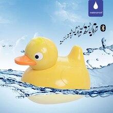 цена на Bluetooth Speaker Wireless Stereo Loudspeaker Portable IPX7 Waterproof Speaker Duck MP3 Baby Speakers for IPhone Samsung Xiaomi