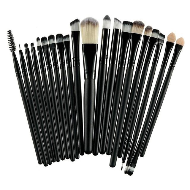 Makeup Brushes Set (20 pieces/set)