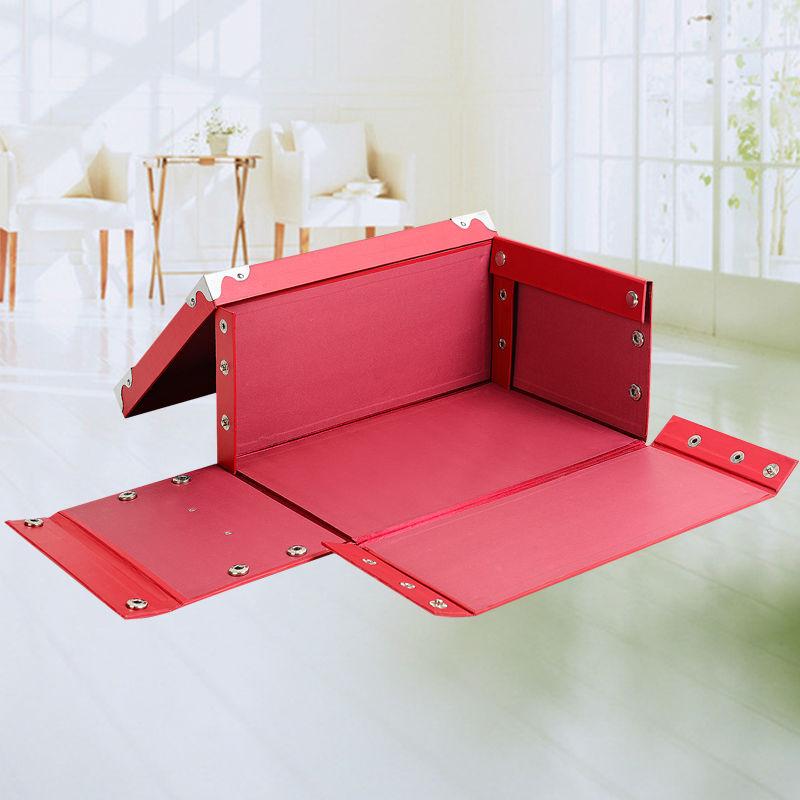 ... 2015 New Folding Lidded Cardboard Storage Box For Toy Organize ...