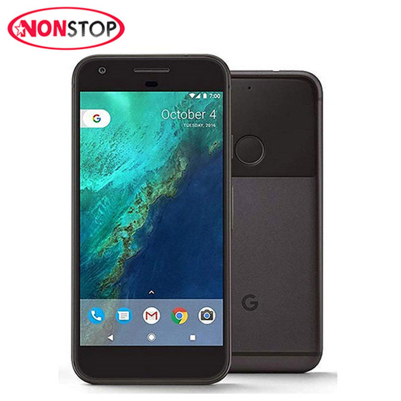 Original Google Pixel 5.0''/Pixel XL 5.5'' Inch Quad Core Single Sim 4G Android Cellphone 4GB RAM 32GB ROM Unlocked Smartphone