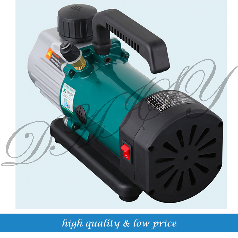 2PCV-2M 50L/MIN Double Stage Refrigerated Rotary Vane Vacuum Pump