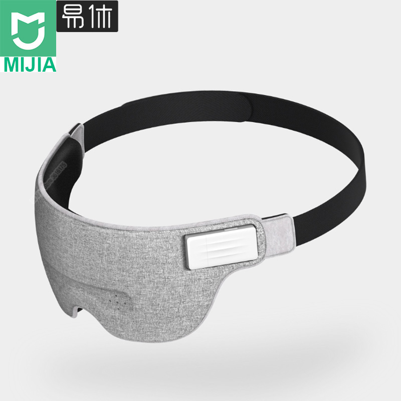 Xiaomi Youpin Air Brain Wave Help Sleep Eye Mask for Travel Office Nap Eye Mask Bluetooth