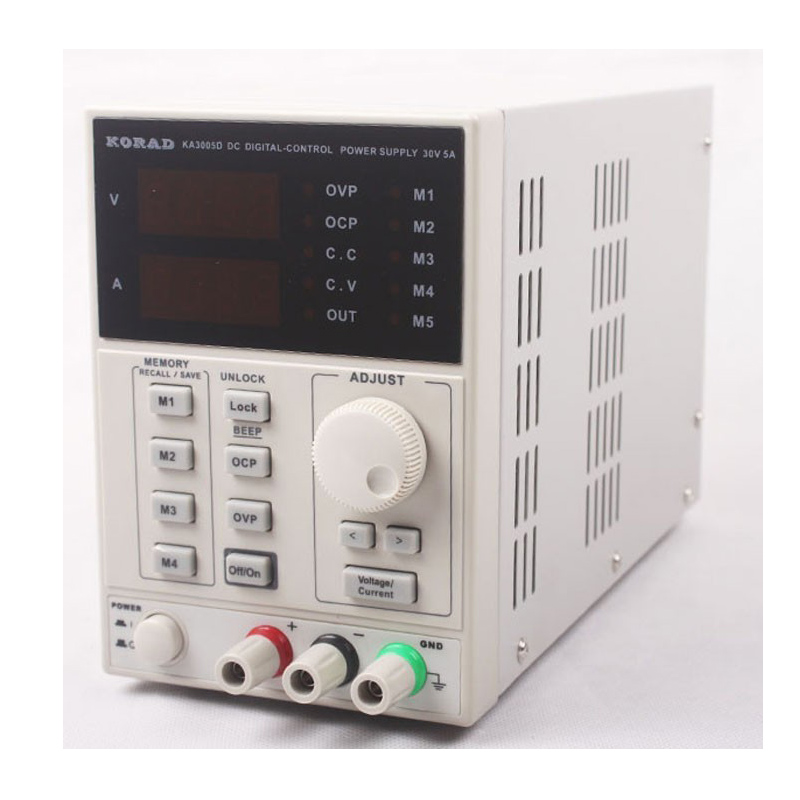 KORAD KA3005D high precision Adjustable Digital DC Power Supply 4Ps mA 30V/5A for scientific research service Laboratory laboratory power supply ka3005d high precision adjustable digital linear dc power supply 30v 5a 10mv 1ma for laboratory test