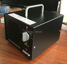 5.0G generador de ozono portátil purificador de aire sólo 220-240 v (fabricante profesional)
